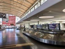 地区的机场 免版税图库摄影