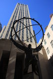地图集城市纽约 图库摄影