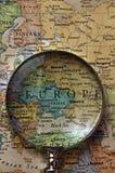 地图 库存图片