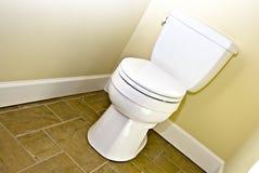 地垫洗手间 免版税图库摄影