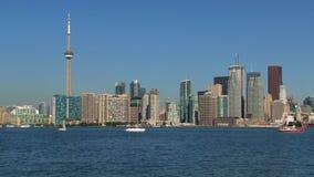 地平线多伦多,加拿大,多伦多 影视素材