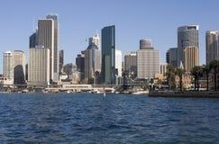 地平线悉尼 库存图片
