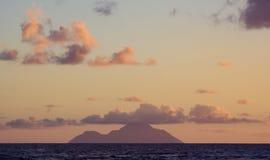 地形云, Saba 库存照片