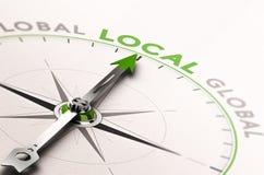 地方事务或服务 库存例证