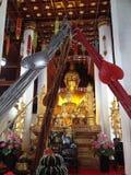 地方传统在泰国的北部 图库摄影