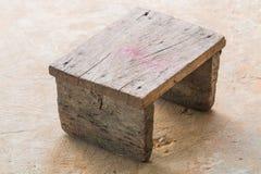 地方凳子 免版税图库摄影