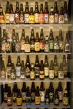 熊瓶在历史和产业博物馆  免版税库存照片