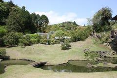 地方的本质在寺庙附近的 图库摄影