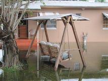 地方洪水-没有今天摇摆 库存照片