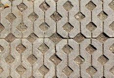 地板具体块 免版税库存图片