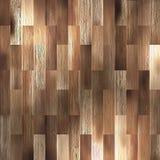 地板布朗木纹理与样式的。EPS 10 向量例证