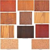 地板木头 免版税库存照片