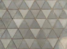 地板样式锐角三角形 免版税库存照片