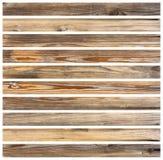 地板设计的被隔绝的木板条 免版税库存照片