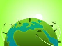 地标世界 免版税库存图片