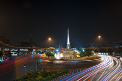 地标在泰国 免版税库存图片