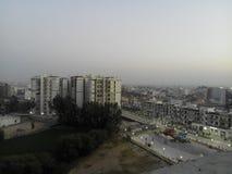 地标城市kunhari kota在印度 图库摄影