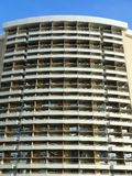 地标威基基希拉顿PK旅馆旅馆塔  图库摄影