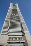 2011年地标春天被采取的塔横滨 免版税库存照片