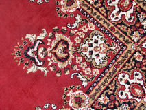 地毯东方人 免版税库存图片