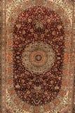 地毯丝绸 库存照片