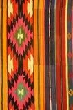 地毯五颜六色的土耳其 免版税库存图片