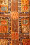 地毯传统土耳其 免版税库存图片