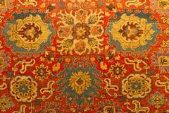 地毯传统土耳其 库存图片