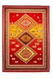 地毯印地安人 库存照片