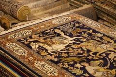 地毯和地毯 图库摄影