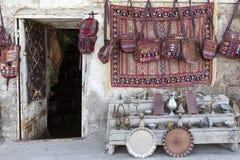 地毯商店 免版税库存图片