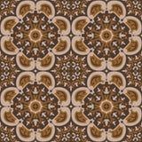 地毯喜欢模式无缝 库存图片