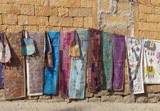 地毯待售 免版税图库摄影