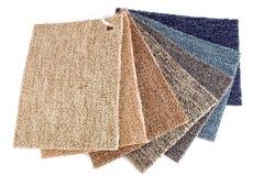 地毯指南 库存图片