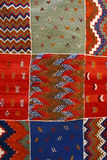 地毯摩洛哥人 库存照片