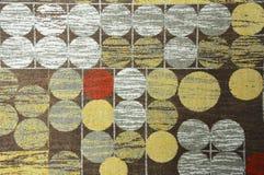 地毯样式在机场 免版税库存照片
