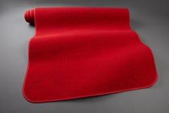 地毯活动红色 图库摄影