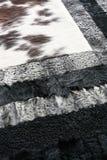 地毯皮革 库存图片