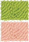 地毯纹理的片段 皇族释放例证