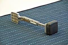 地毯贴合工具 免版税图库摄影