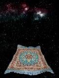 地毯飞行 免版税库存图片