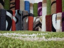 地毯,席子 库存图片