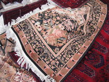 地毯 库存图片