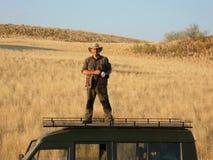 地点的摄影师-纳米比亚 库存照片