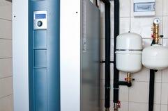 地热熔炉 库存图片