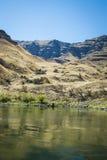 地狱峡谷,爱达荷 库存图片