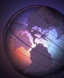 地球世界地球 库存图片