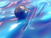 地球事情 图库摄影
