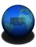 地球产品 皇族释放例证