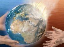 地球传统 免版税库存图片